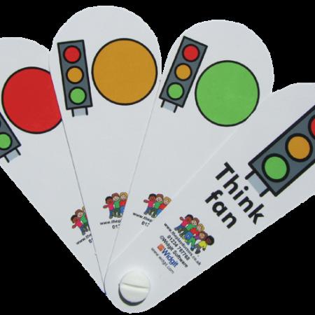 traffic light fan