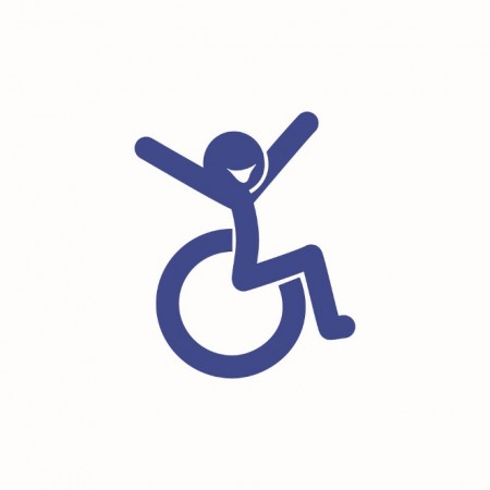 positive disability vinyl transfer
