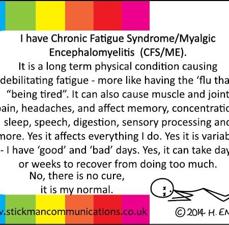 me cfs dating uk Plentyoffish dating forums are a place to meet singles and get dating advice or share dating experiences etc hopefully you he has chronic fatigue syndrome.