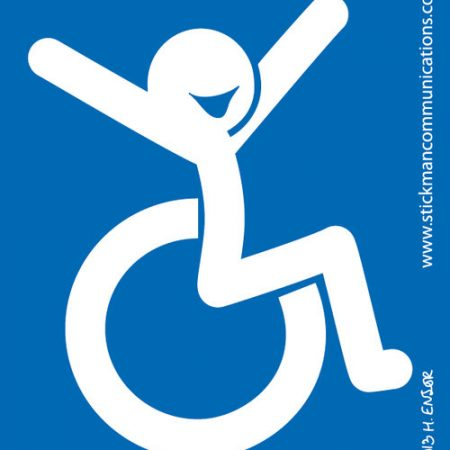 Mobility & Accessibility Stickers