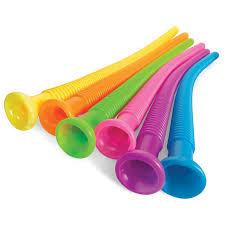 sensory sound pipe
