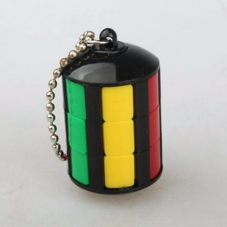 puzzle slide key ring 2
