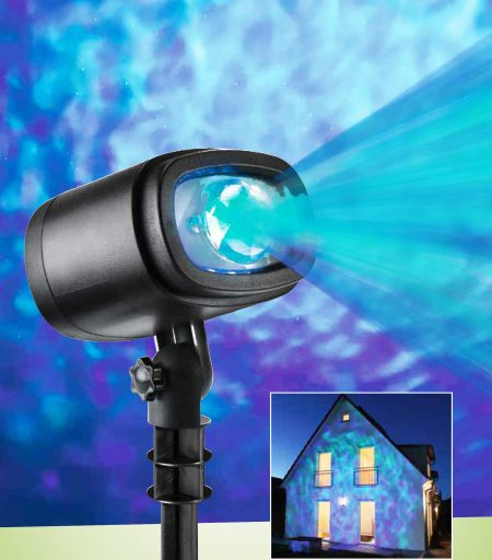 LED Cloud Water Projector MAIN e
