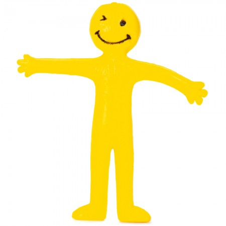 stretchy smiley man