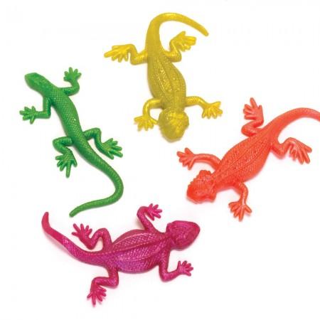 stretchy lizard fiddle toy