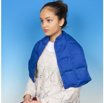 weighted shoulder wrap