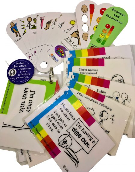 sensory support pack